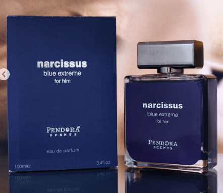 Narcissus Blue Extreme for him