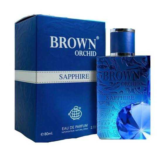 Brown Orchid Sapphire 100ml