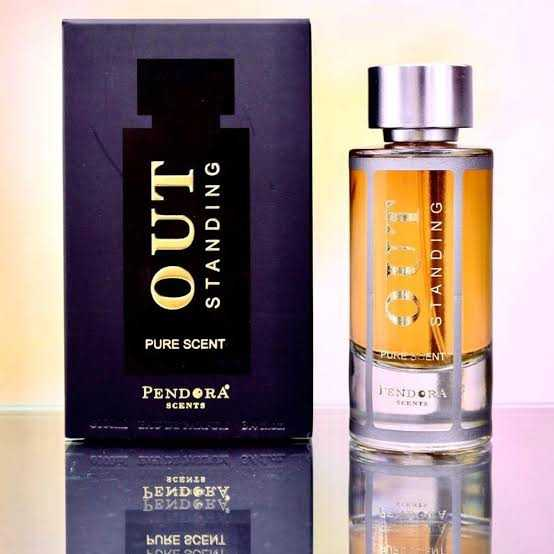 Outstanding Pure Scent 100ml