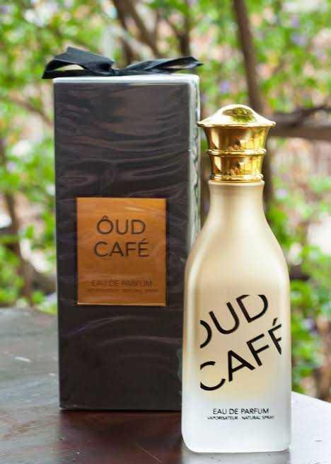 Oud Cafe 100ml