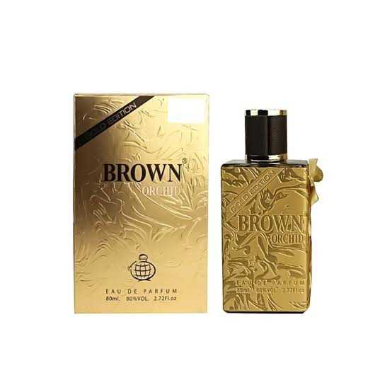 Brown Orchid Gold Edition 100ml