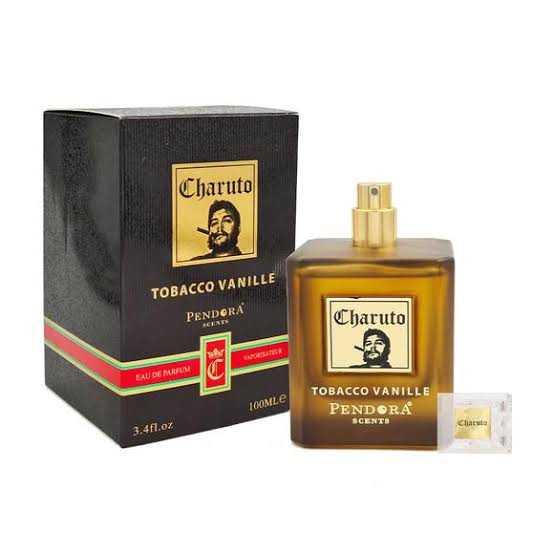 Charuto Tabacco Vanille 100ml