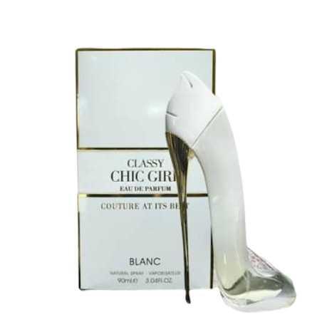 Chic Girl White