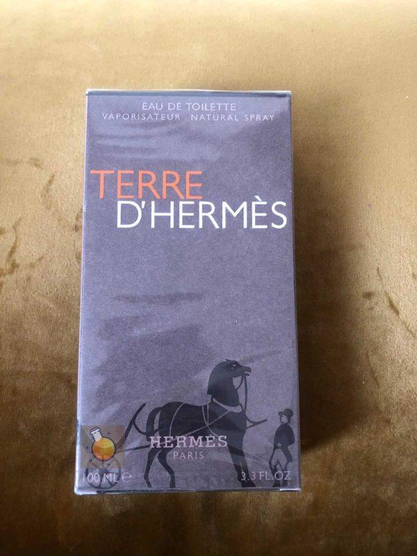 Terre D'hermes 100ml