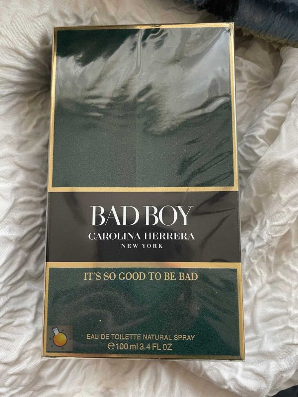 Bad Boy By Carolina Herrera 100ml