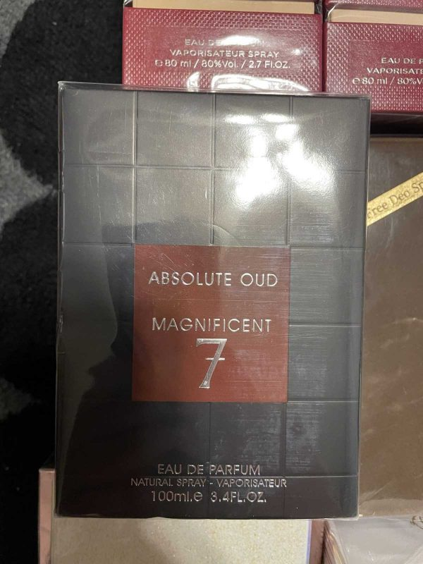 Absolute Oud Magnificent 7 100ml