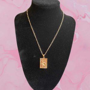 1 Piece Dragon Necklace